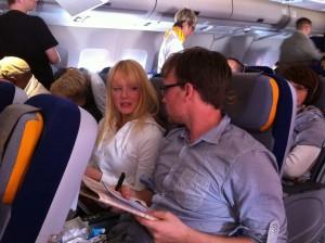 Lars och Caroline